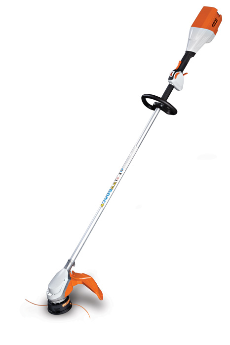 Ganos stringtrimmers stihl fsa 90rthe fsa 90 r trimmer combines the benefits of lithium ion technology with the renowned power of stihl a quiet battery powered trimmer greentooth Gallery