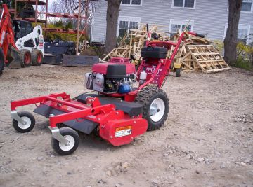 Vermeer Stump Grinder >> Gano's Pre Owned Equipment