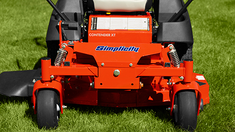 Gano's Residential Lawn Tractors and Consumer Z's